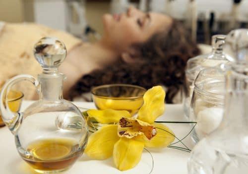 Ароматерапия  запахи на службе человека
