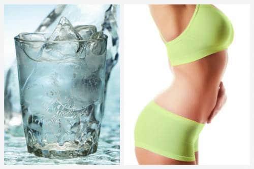 Ледяная терапия для омоложения и овощи для похудения